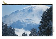 Pikes Peak Colorado Carry-all Pouch