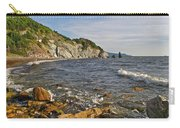 Pillar Rock In Cape Breton Highlands Np-ns Carry-all Pouch