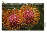 Pincushion Flowers Carry-all Pouch