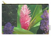 Pink Ginger Carry-all Pouch