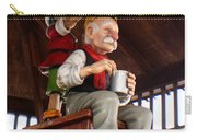 Pinocchio And Geppetto  Carry-all Pouch