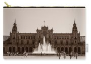 Plaza De Espana Carry-all Pouch