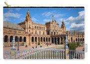 Plaza De Espana In Seville Carry-all Pouch