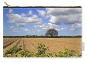 Ploughed Field Carry-all Pouch