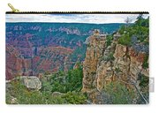 Point Imperial At 8803 Feet On North Rim Of Grand Canyon National Park-arizona   Carry-all Pouch