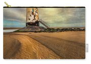 Point Of Ayre Lighthouse Carry-all Pouch by Adrian Evans
