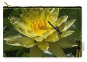 Pond Lily Carry-all Pouch
