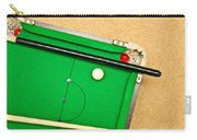 Pool Table Carry-all Pouch