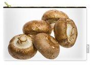 Portobello Mushrooms Carry-all Pouch