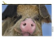 Portrait Of A Boar Carry-all Pouch