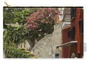Positano Street Scene Carry-all Pouch