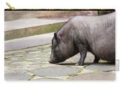 Potbelly Pig Carry-all Pouch