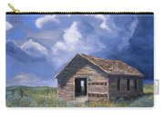 Prairie Church Carry-all Pouch by Jerry McElroy