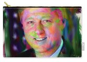 President William J. Clinton Carry-all Pouch