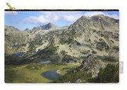 Prevalski And Valyavishki Lakes Pirin National Park Bulgaria  Carry-all Pouch