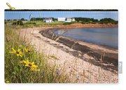 Prince Edward Island Coastline Carry-all Pouch by Elena Elisseeva