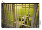 Prison Cell Alcatraz Island Carry-all Pouch