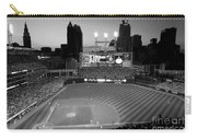 Progressive Field At Dusk Carry-all Pouch