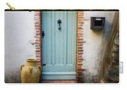 Provence Door Number 2 Carry-all Pouch