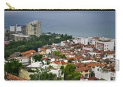 Puerto Vallarta And Pacific Ocean Carry-all Pouch