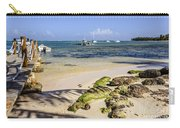 Punta Cana Beach Carry-all Pouch