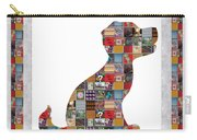 Puppy Dog Showcasing Navinjoshi Gallery Art Icons Buy Faa Products Or Download For Self Printing  Na Carry-all Pouch