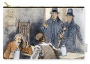 Puritan Tavern Inspection Carry-all Pouch