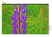 Purple Lupine On Campobello Island-nb Carry-all Pouch