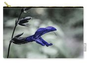 Purple Sage Blossom Carry-all Pouch
