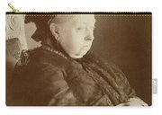 Queen Victoria Of England Carry-all Pouch