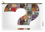 Question Symbol Showcasing Navinjoshi Gallery Art Icons Buy Faa Products Or Download For Self Printi Carry-all Pouch