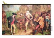 Quidor's The Return Of Rip Van Winkle Carry-all Pouch