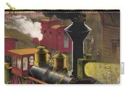 Railroad Junction, C1876 Carry-all Pouch