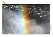 Rainbow And Falls Carry-all Pouch