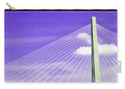 Ravenel Bridge # 2 Carry-all Pouch