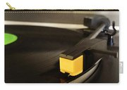 Record Player Carry-all Pouch by Les Cunliffe