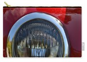 Red Classic Ford Carry-all Pouch