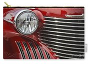 Red Cadillac Carry-all Pouch