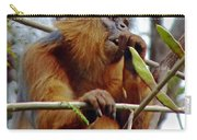 Red Colobus Monkey Carry-all Pouch