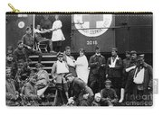 Red Cross, C1918 Carry-all Pouch
