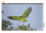 Red-crowned Parrot Carry-all Pouch