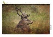Red Deer  Cervus Elaphus Carry-all Pouch
