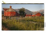 Red Farm Carry-all Pouch