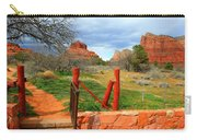 Enter Red Rock Country Carry-all Pouch
