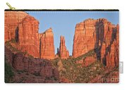 Red Rocks Carry-all Pouch
