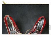 Red Shoes Carry-all Pouch by Joana Kruse