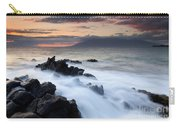 Red Sky Over Lanai Carry-all Pouch