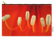 Red Stamens Carry-all Pouch