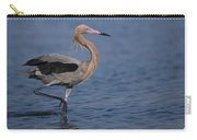 Reddish Egret Wading Texas Carry-all Pouch