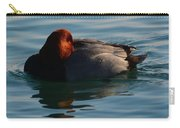 Redhead Duck Carry-all Pouch
